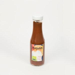 Ketchup de agricultura ecológica