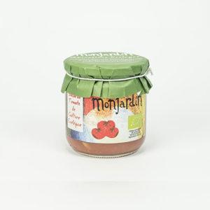 Salsa de tomate de agricultura ecológica